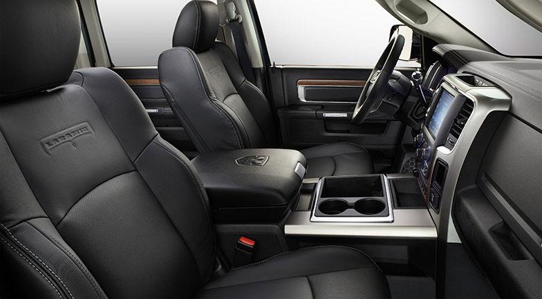 Lappi Performance Dodge RAM 2500 Interior