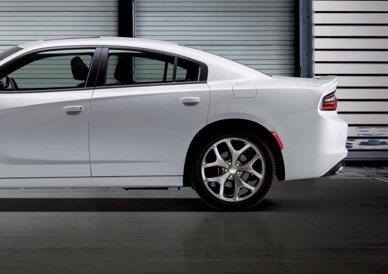 Lappi Performance Dodge Charger Back Side
