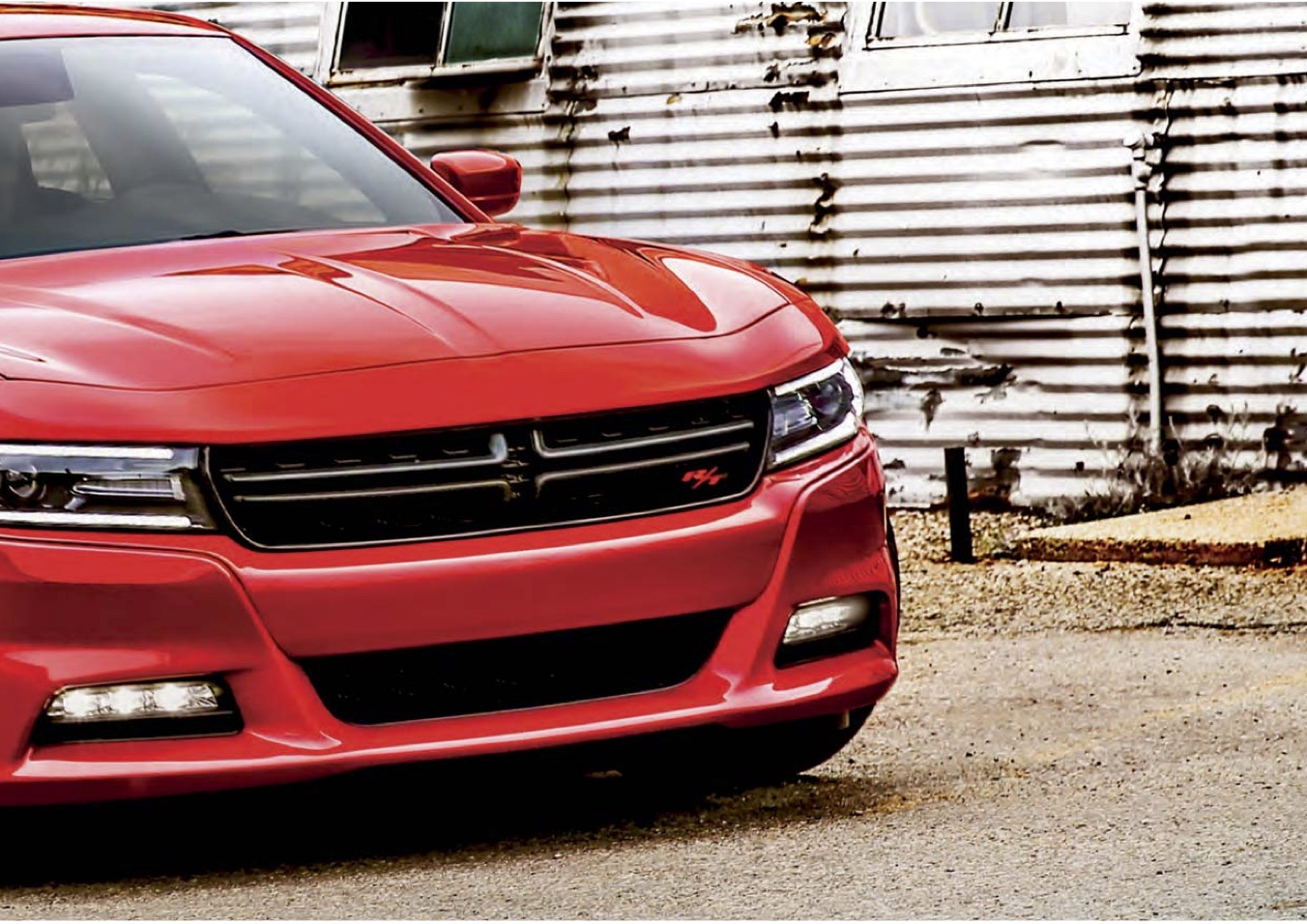 Lappi Performance Dodge Charger Red Front