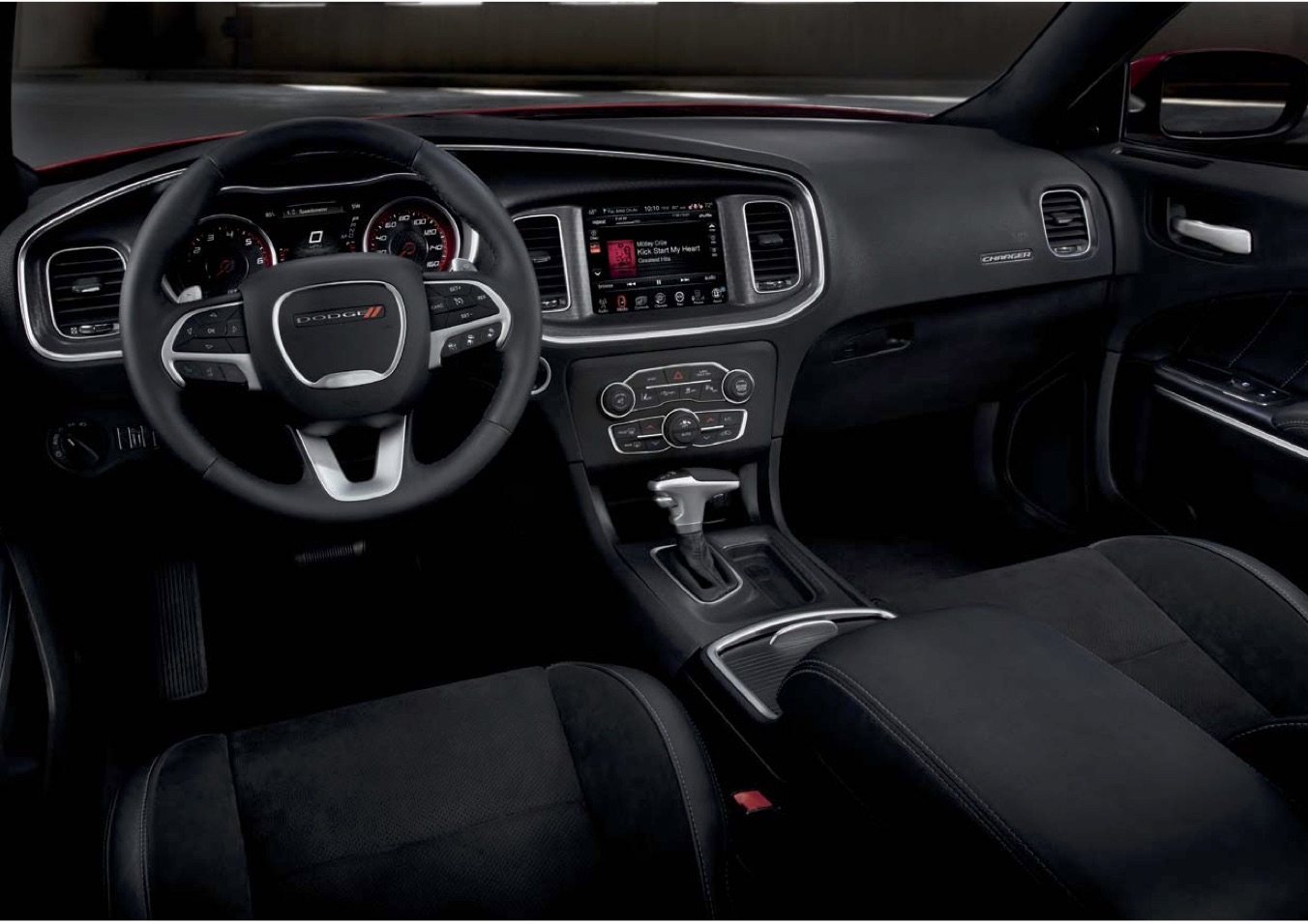 Lappi Performance Dodge Charger Interior
