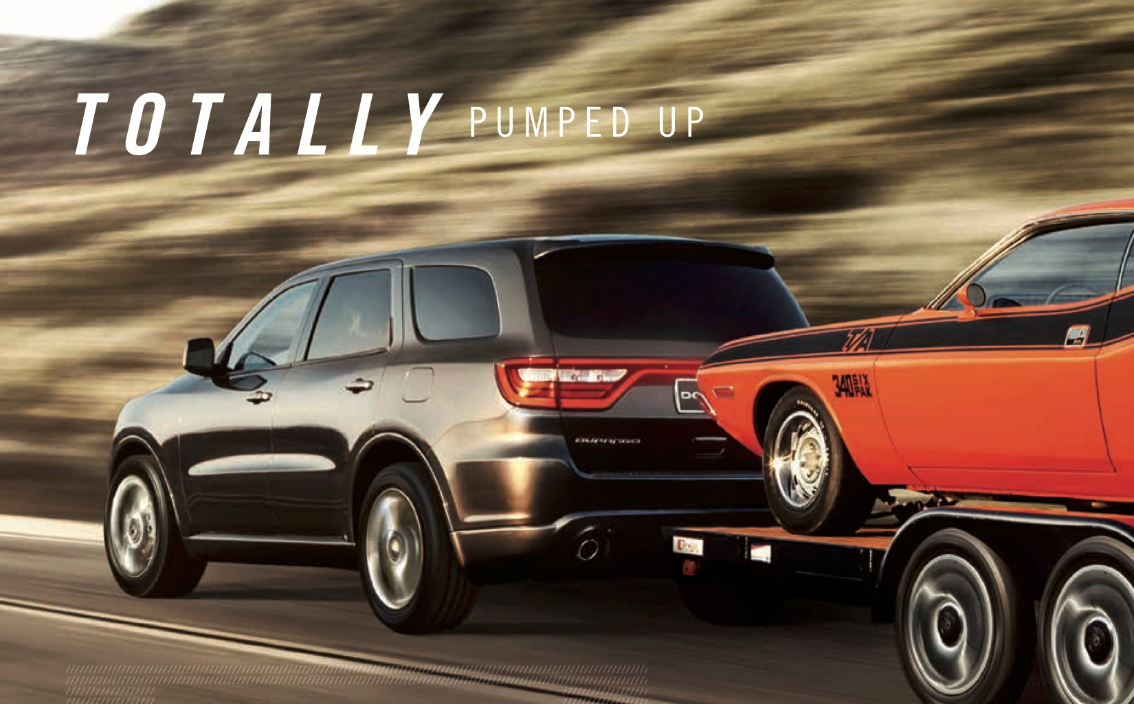 Lappi Performance Dodge Durango Anhänger
