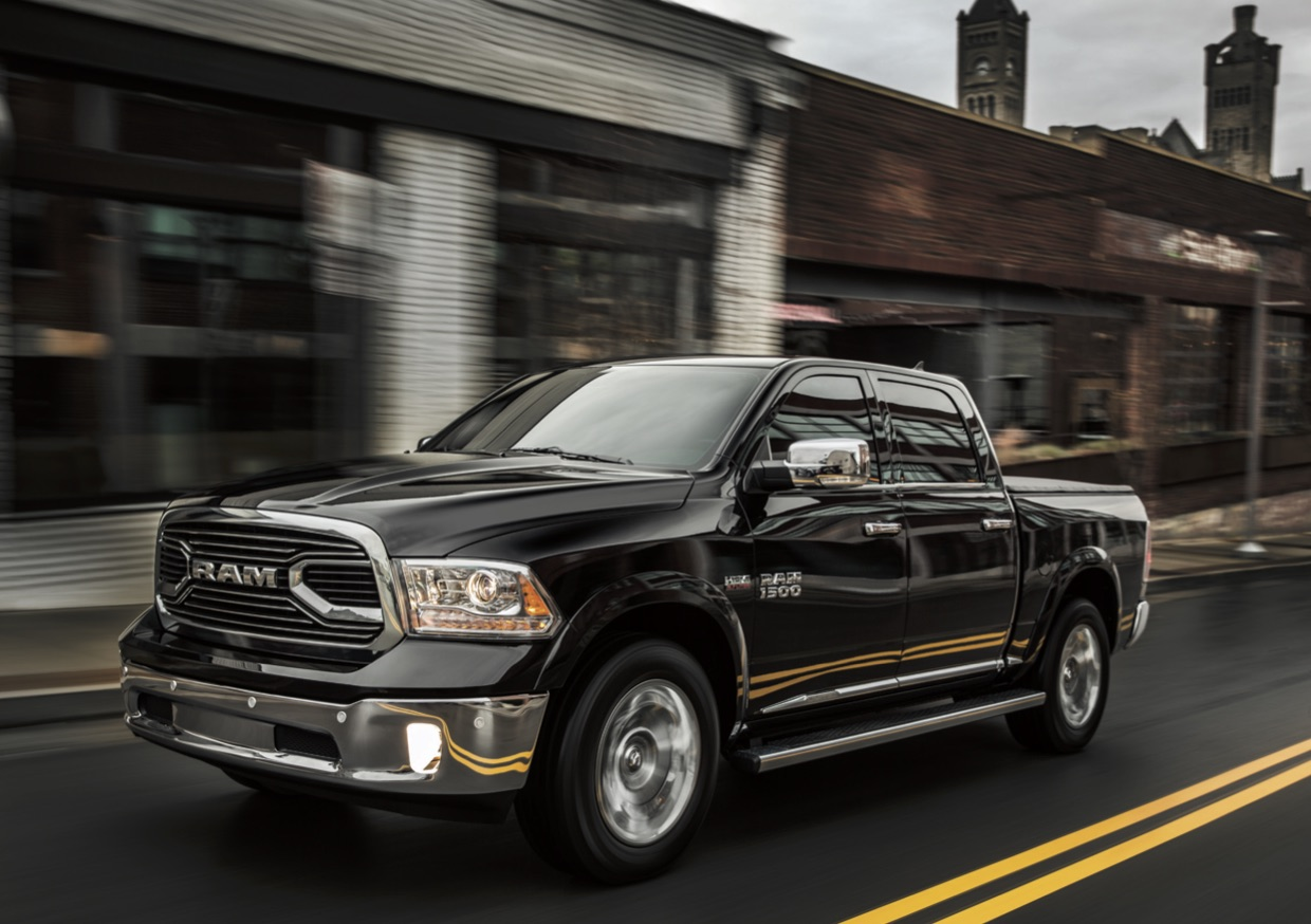 Ram 1500 Longhorn black Lappi Performance