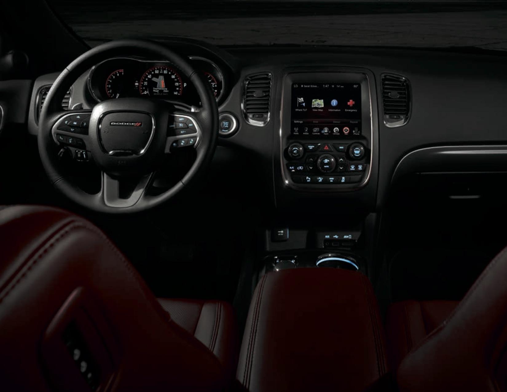 Lappi Performance Dodge Durango Interior