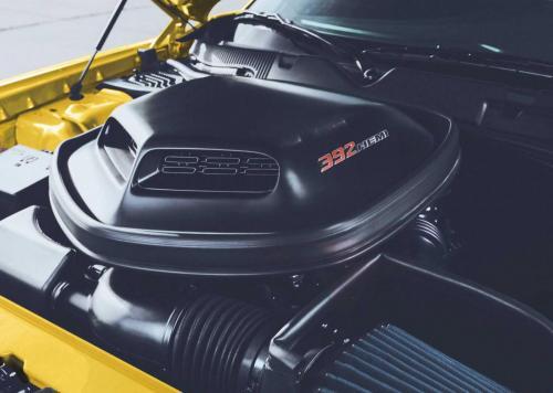 Challenger 2018 mit 392 Hemi Motor