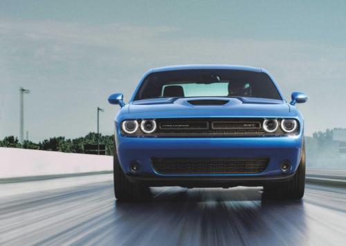 Challenger Modell 2018 in Blau