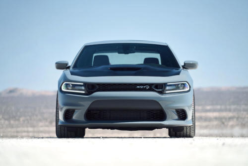 2019 Dodge Charger SRT Hellcat featuring new performance grille