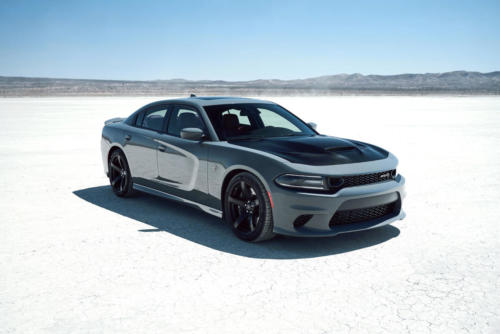 2019 Dodge Charger SRT Hellcat with newly available Satin Black