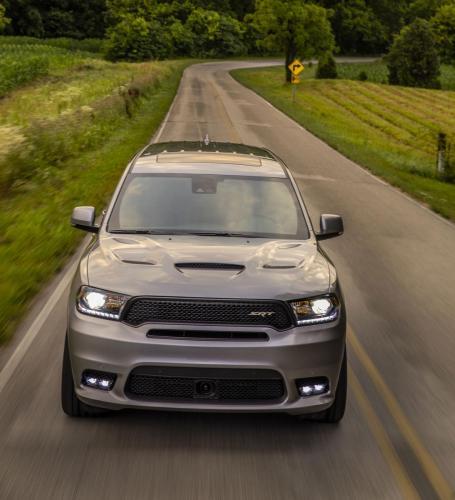 Dodge Durango 2019 Lappi 8