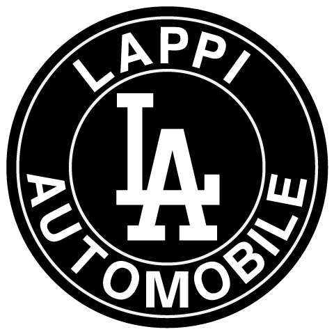 Lappi Automobile Logo online black