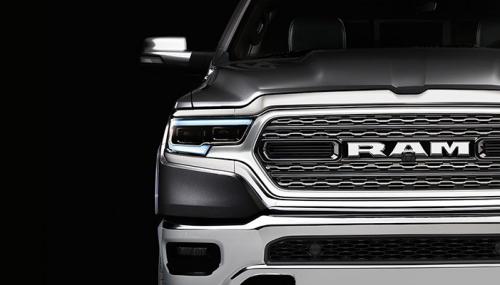 RAM 1500 2019 Lappi Front
