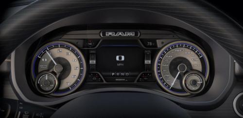 RAM 1500 Armaturen 2020 Lappi Performance 23