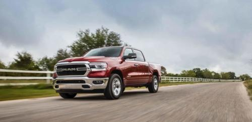 RAM 1500 Big Horn 2020 Lappi Performance 4