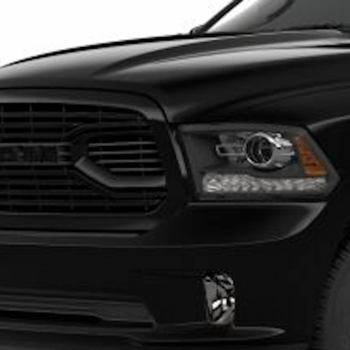RAM 1500 Black Edition 1 2018 LAPPI
