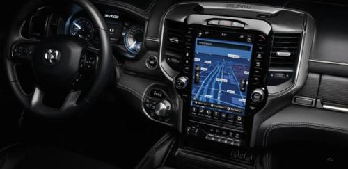 RAM 1500 Display 2020 Lappi Performance 24