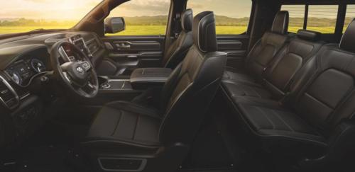 RAM 1500 Interior 2020 Lappi Performance 13