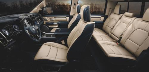 RAM 1500 Interior 2020 Lappi Performance 23
