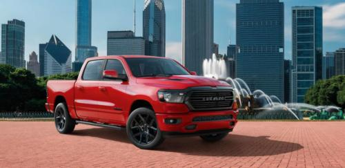 RAM 1500 Laramie Night Edition 2020 Lappi Performance 2
