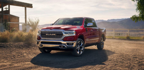 RAM 1500 Limited 2019 Lappi 4
