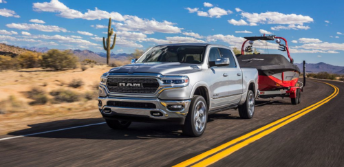 RAM 1500 Limited 2019 Lappi 6