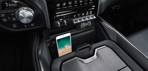 RAM 1500 Ramcharger Interior 2020 Lappi Performance 20