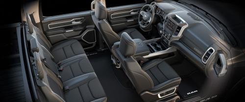 RAM 1500 Sport 2019 Lappi Interieur 1