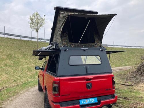 RAM Camper mieten Lappi Automobile 9