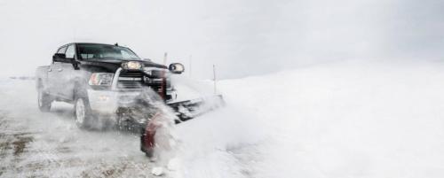 Ram 2500 Snow