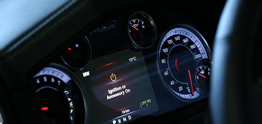 RAM 1500 Cockpit Unser Service Lappi Performance